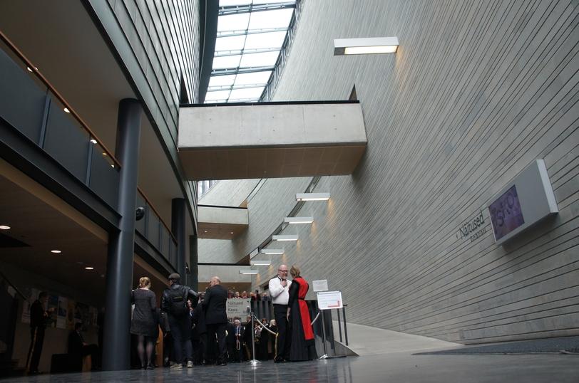 музей современного искусства Таллин