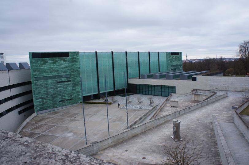музей современного искусства Кумю