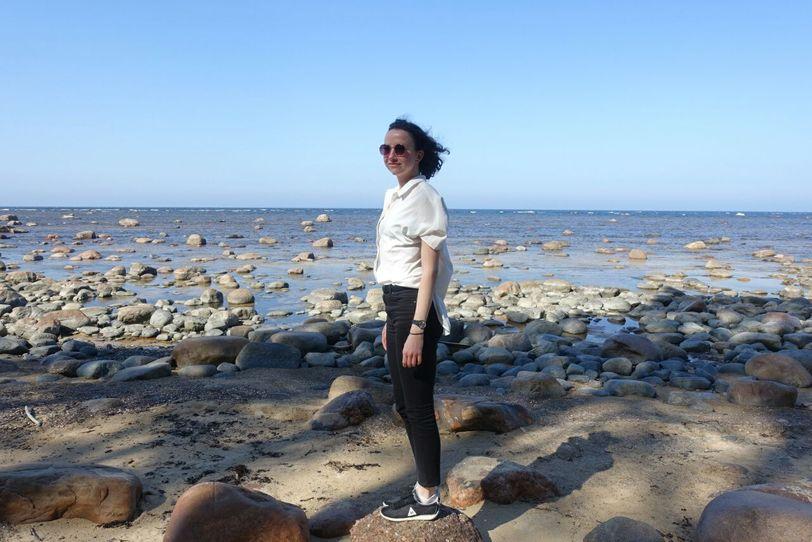 пляж Тюрисалу