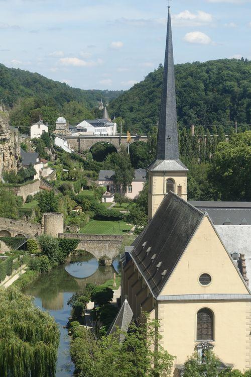 город Люксембург
