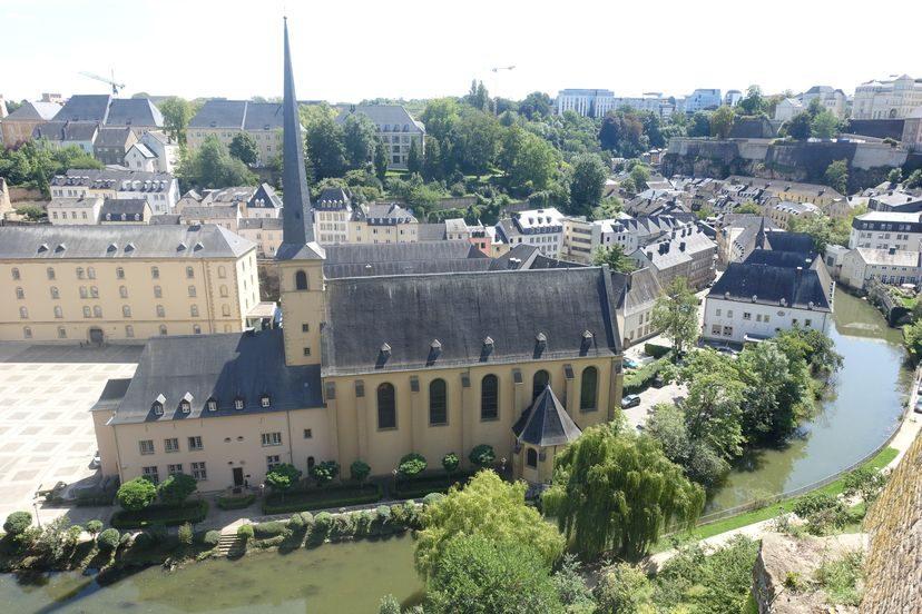 Грюнд Люксембург