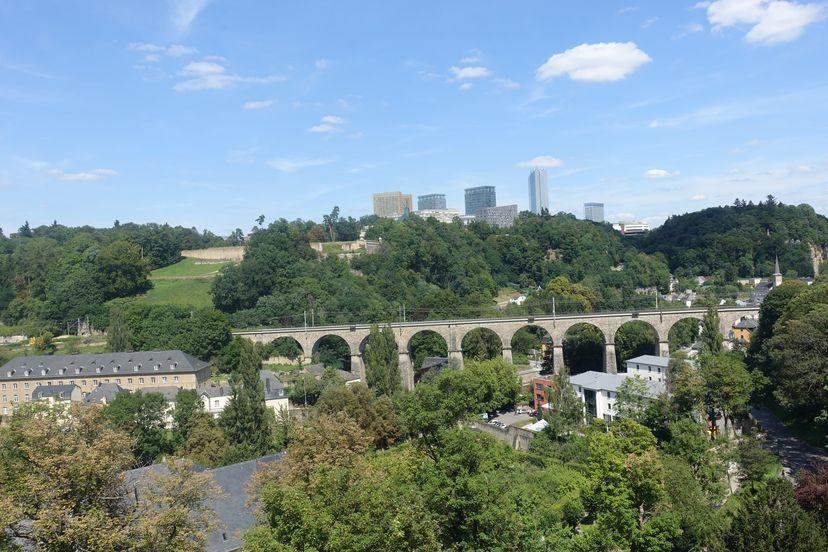 мосты в Люксембурге
