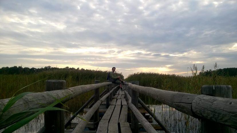 отдых на природе в Латвии