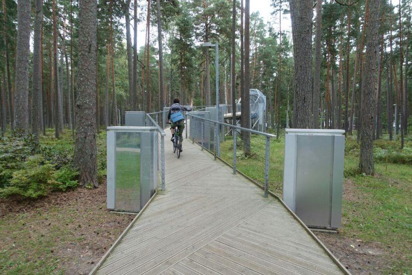 в Ригу и Латвию на велосипеде
