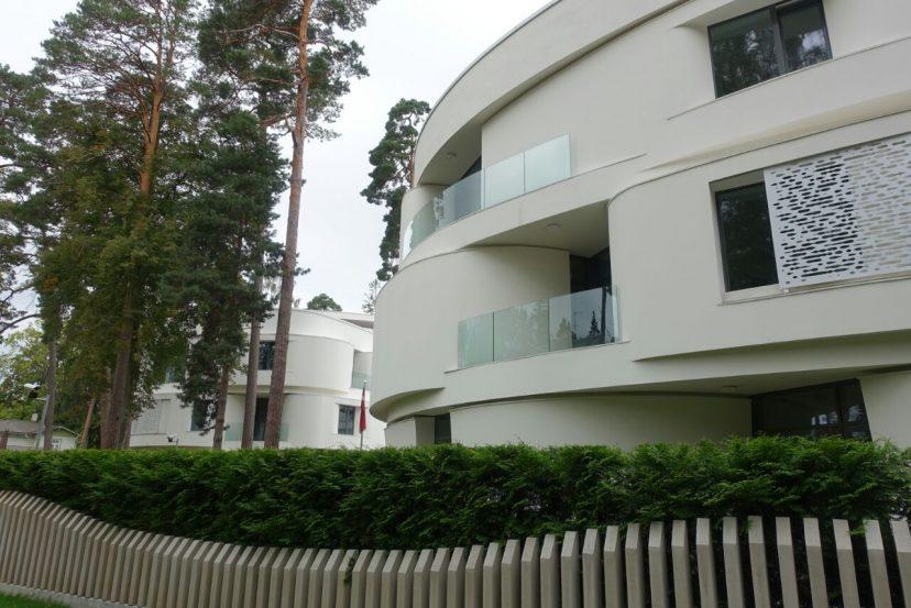 жилой комплекс в Юрмалe