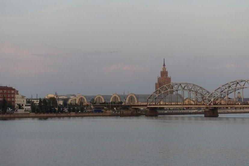 центр Риги