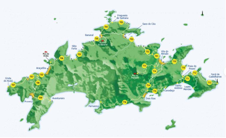 остров Илья Гранде