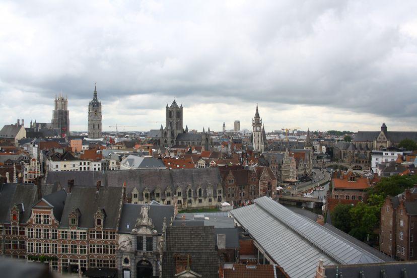Бельгия. Пивное путешествие. Гент и Брюгге. 3