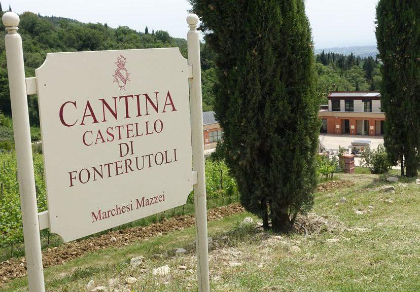 Италия: вино и кофе. Винодельня Фонтерутоли. 4