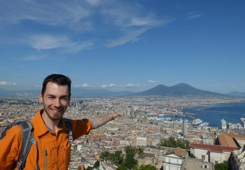 Италия: вино и кофе. Неаполь. 6