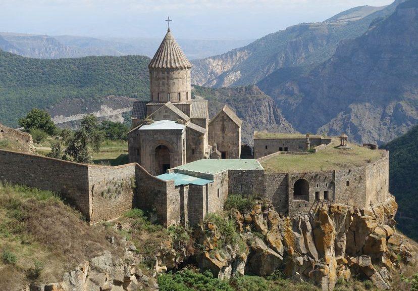 Татев. Армения. Путешествие длиною в год