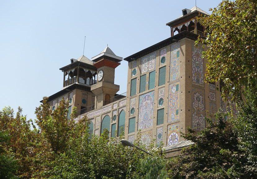 Тегеран. Иран. Путешествие длиною в год