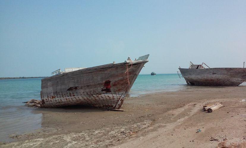 Бендер Аббас и остров Кешм. Путешествие длиною в год