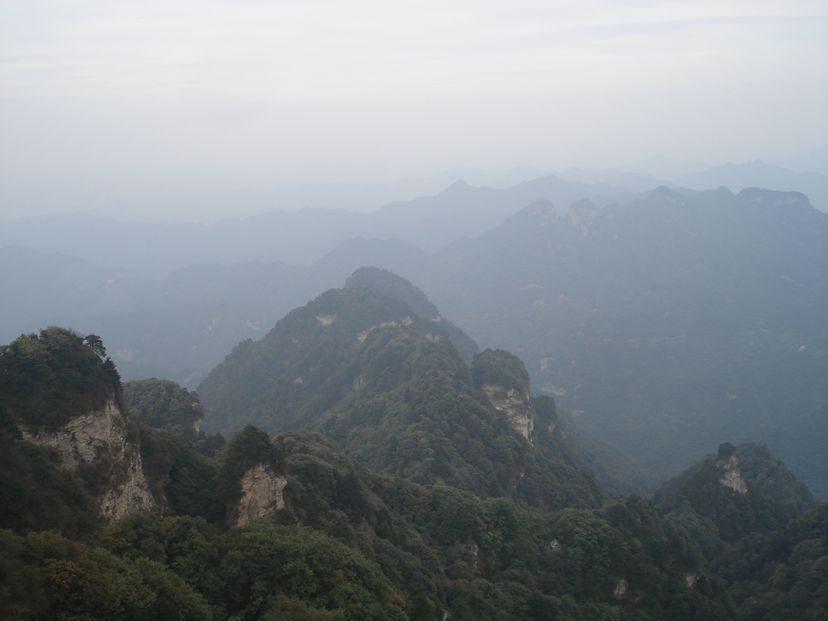 Даосские горы Уданьшань - там, где рождается Тайцзицюань и Ушу. Путешествие длиною в год