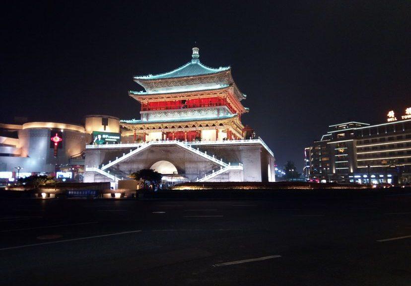 Сиань - древняя столица Китая. Путешествие длиною в год