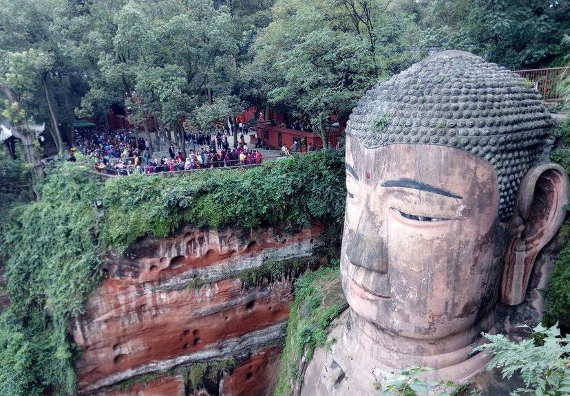 Большой Будда Лэшань. Древняя ирригационная система Дуцзянъянь