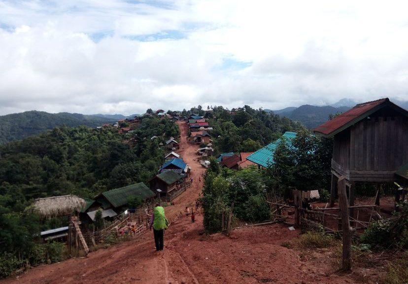 Луанг Намтха. Трекинг в джунглях Лаоса