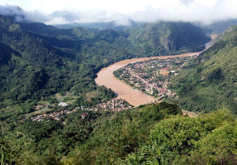 Луанг Прабанг и Нонг Киав - Центральный Лаос. Путешествие длиною в год