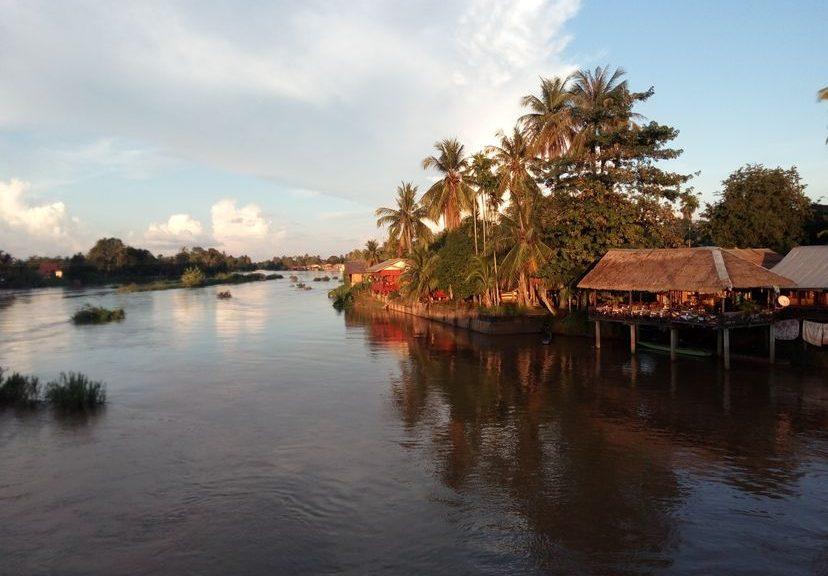 Сипхандон - 4 тысячи островов. Южный Лаос