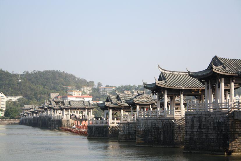Чаочжоу. Плантации чая улун Фэнь Хуан Дань Цун в Гуандуне