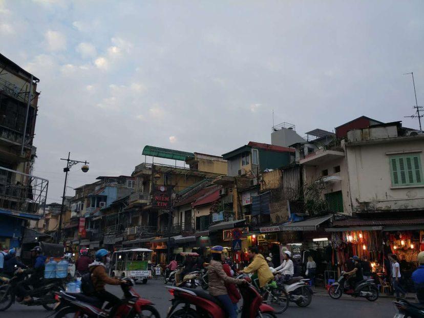 Новый год 2017 в Ханое, Вьетнам. 4 месяца и 2 дня в путешествии