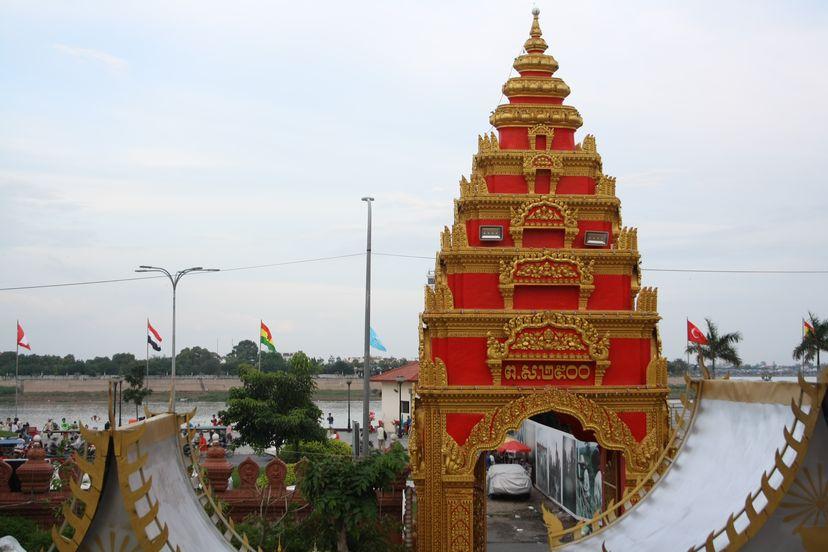 Пномпень - столица современных Кхмеров