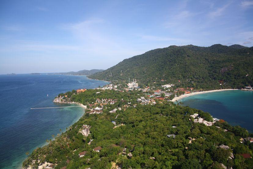 Остров Ко Панган - райский и адский Тайланд