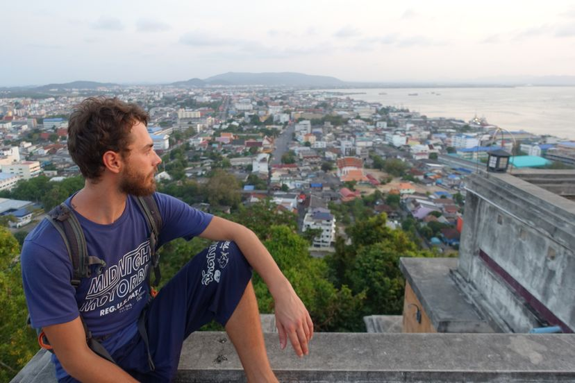 Сонгхкла и Хат Яй - южный Тайланд