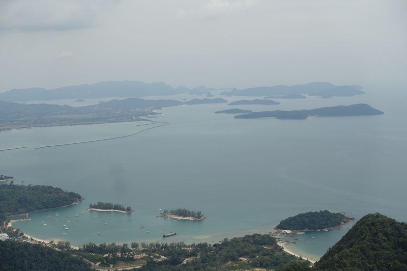 Остров Лангкави - райская Малайзия