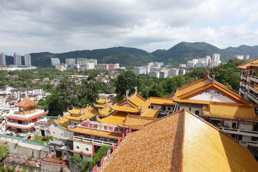 Остров Пенанг - маленький китайский рай в Малайзии