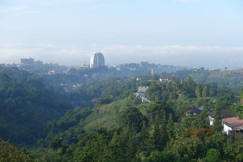 Бандунг - яванский оазис среди вулканов