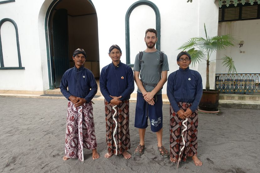 Джокьякарта - культурная столица Индонезии
