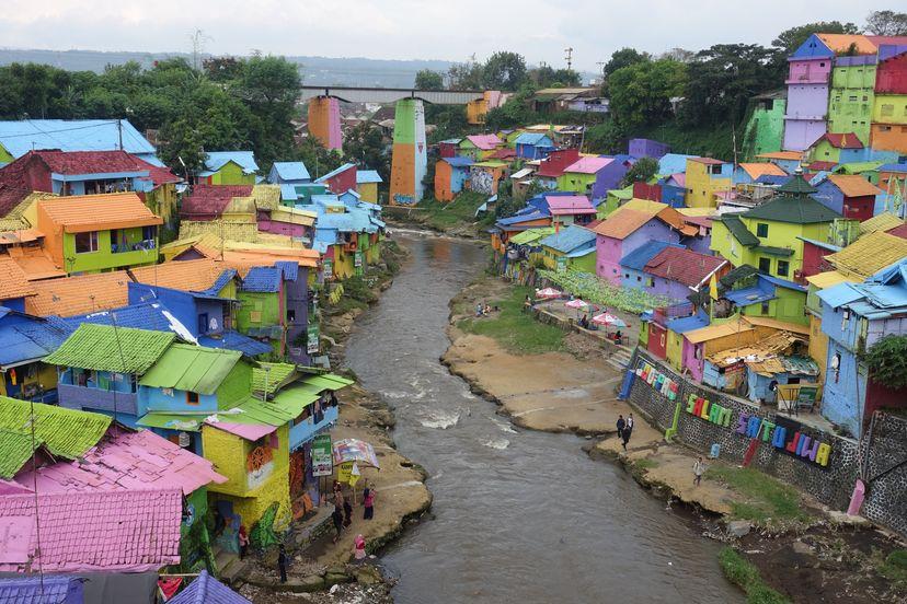 Маланг, Восточная Ява, Индонезия