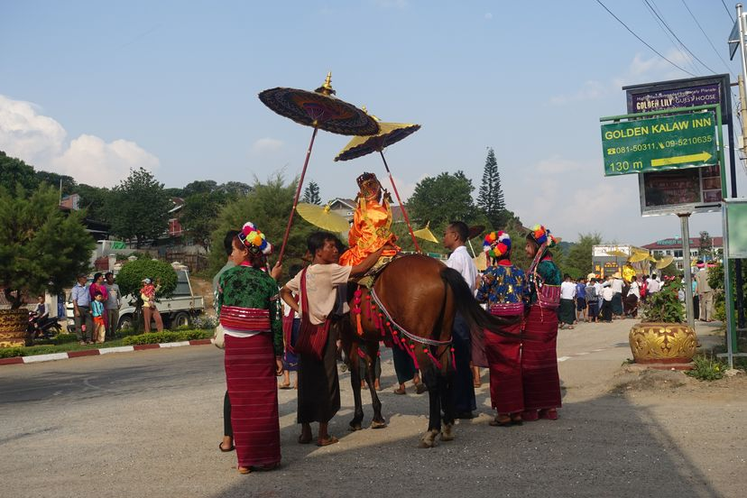 Кало, штат Шань, Мьянма