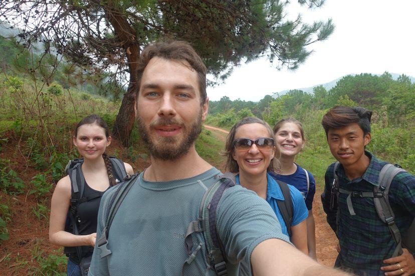 Трекинг на озеро Инле, штат Шан, Мьянма