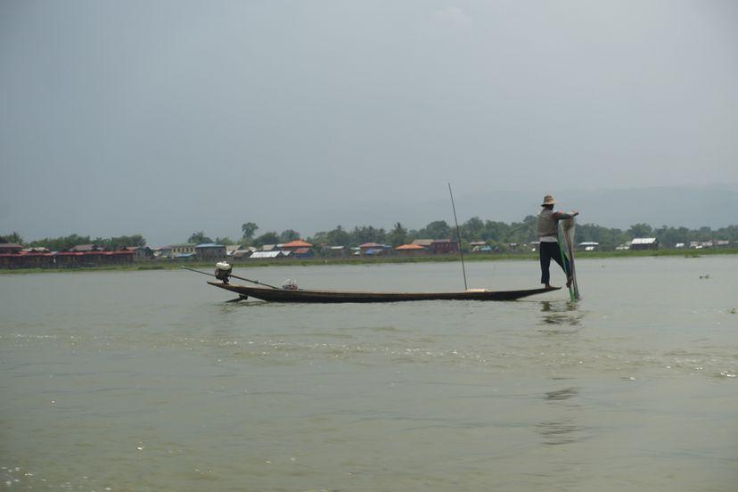 Озеро Инле и Ньяунг-Шве, штат Шан, Мьянма