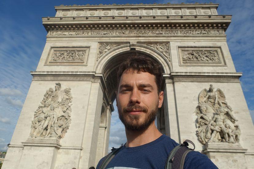 2 дня в Париже
