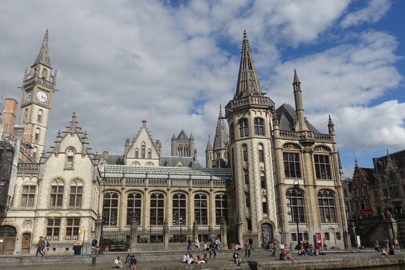 3 дня в Бельгии - путешествие на выходные