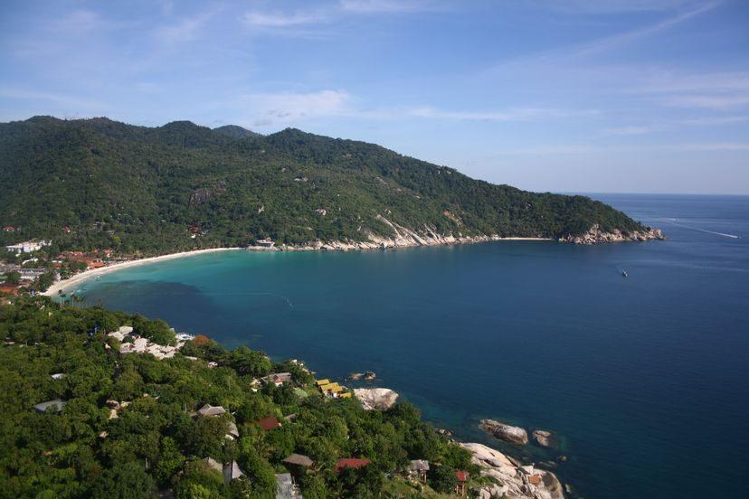 пляжи в Таиланде