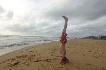 Йога Шри-Ланка.
