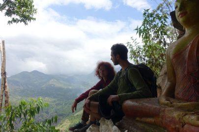Шри-Ланка гора