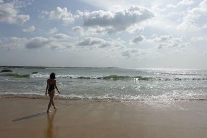 Шри-Ланка пляж.