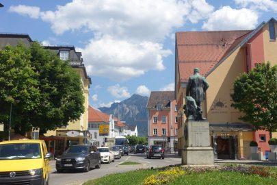 Фюссен Бавария,