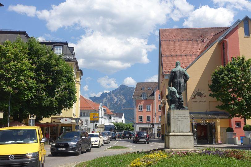 Фюссен Бавария