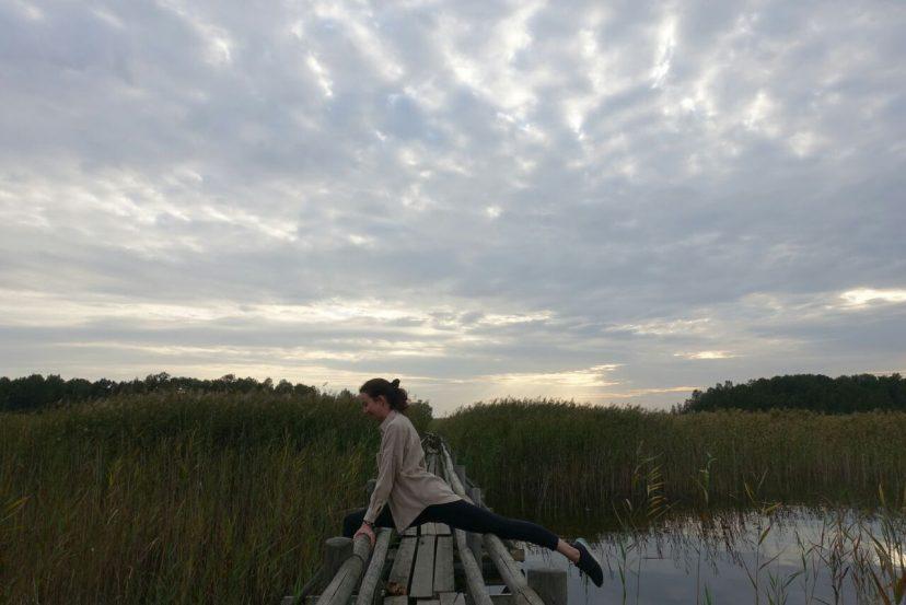 йога в Латвии