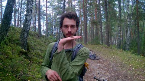 Зеленые Дюны Латвия.