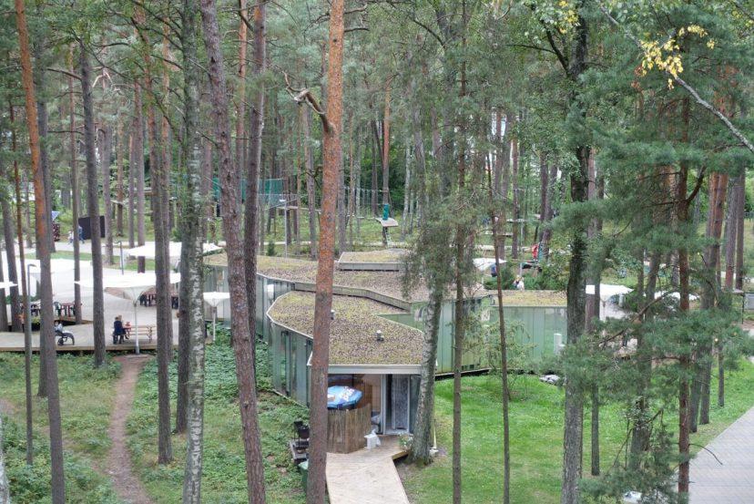 парк в Юрмала