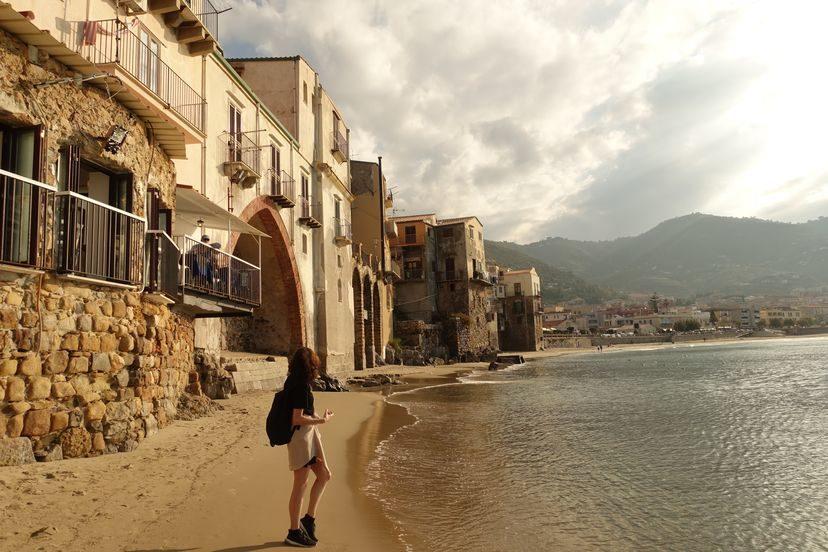 Отдых на острове Сицилия в ноябре 2018