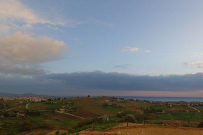 Долина Храмов Сицилия.
