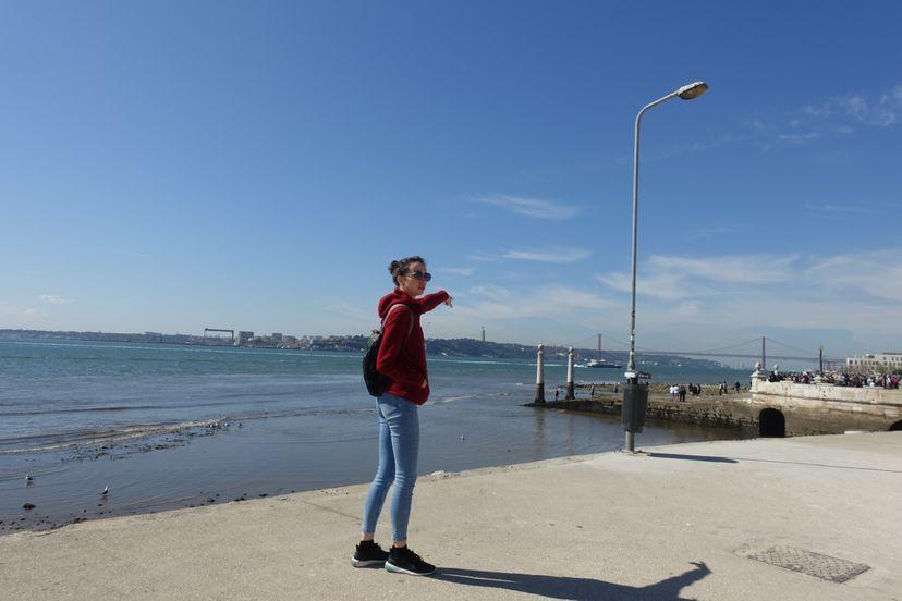 Тихий океан в Лиссабоне